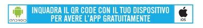 inquadra il qr-code e scarica l'app